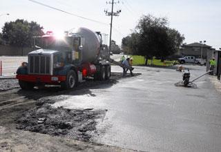 Concrete Delivery San Jose
